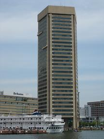 Baltimore World Trade Center von I. M. Pei (1)