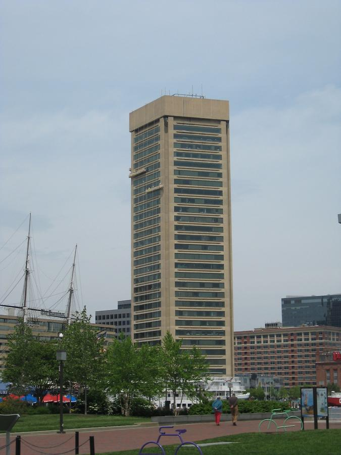 Baltimore World Trade Center von I. M. Pei