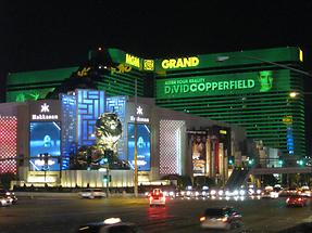 Las Vegas MGM Grand (2)