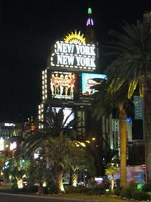 Las Vegas New York, New York (2)