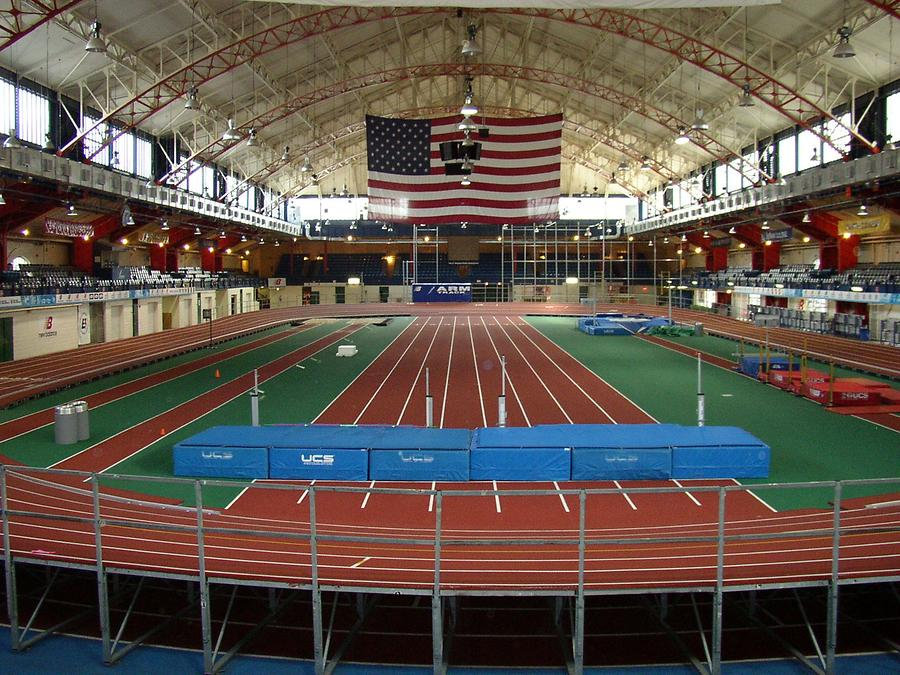 NYC National Track and Field Hall of Fame - Fort Washington Avenue Armory