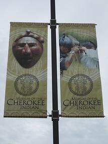 Great Smoky Mountains Cherokee (1)