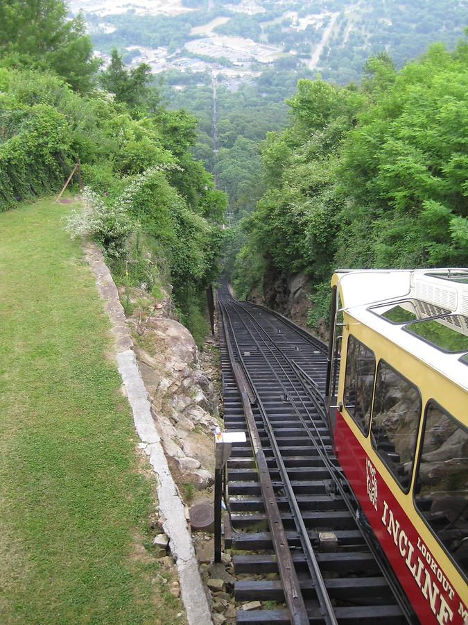 Chattanooga Lookout Mountain Incline Railway