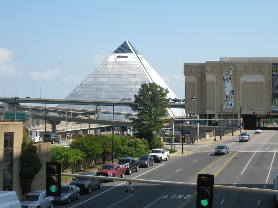 Memphis Great American Pyramid