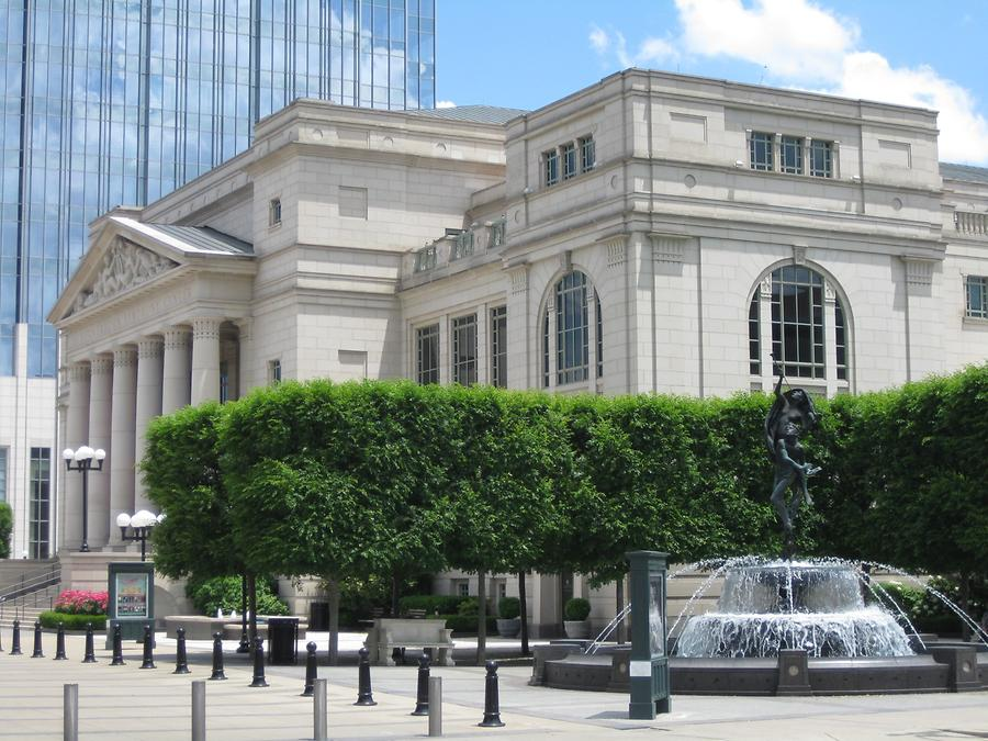 Nashville Schermerhorn Symphony Center