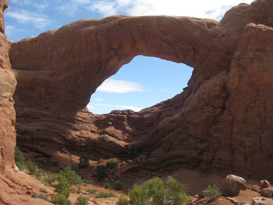 Arches National Park North Window