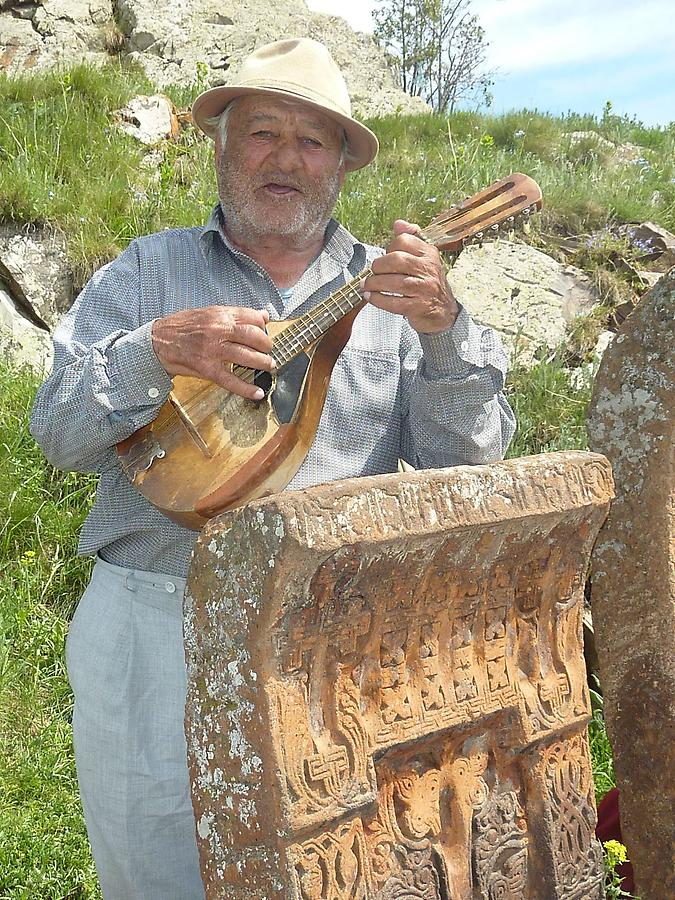 Art at Sevan: Music