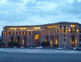 Hotel in Yerevan