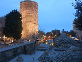 Baku virgin tower