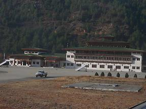 Paro International Airport (1)