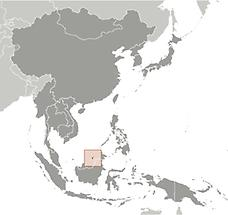 Brunei in East And SouthEast Asia