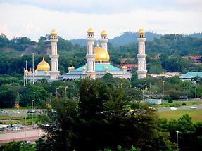 Jame Asr Hassanal Bolkiah Mosque (2)