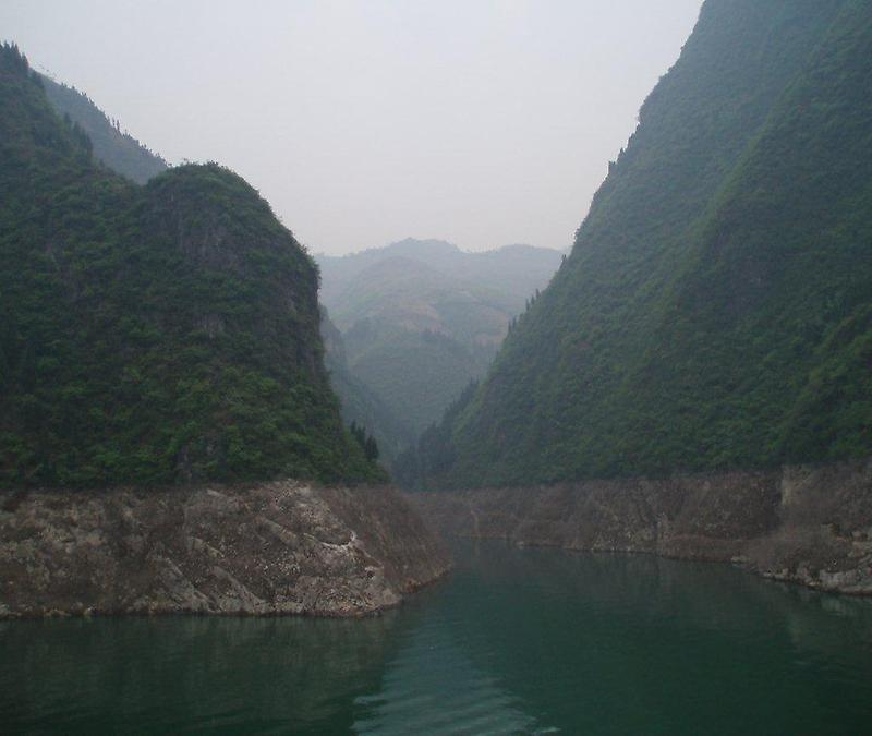 Dragon Gate Gorge