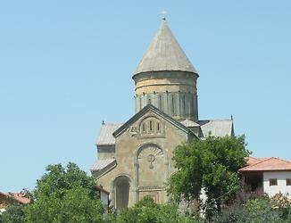 Sweti Zochweli Church