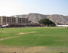 Jaipur - Soccer ground