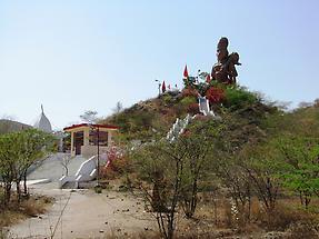 Hanuman Sanctuary in Manesar
