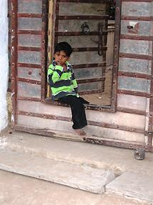 Child in Mandawa