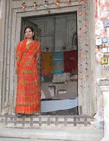 Woman in Mandawa