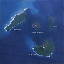 Krakatau Volcano National Park