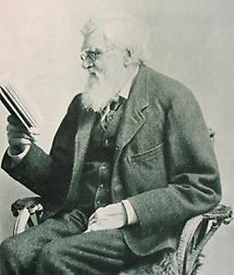 Sir Alfred Russel Wallace
