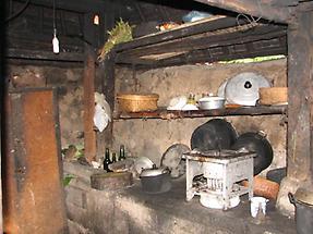 Batuan Reisbauerngehöft, Küche 5