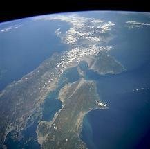 Honshu and Shikoku Island