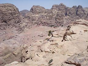 Cliffs, Petra