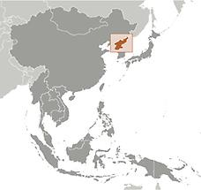 Korea, North in East And SouthEast Asia