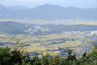 Landscape near Tongdosa (1)