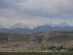 Tien Shan Mountains (1)