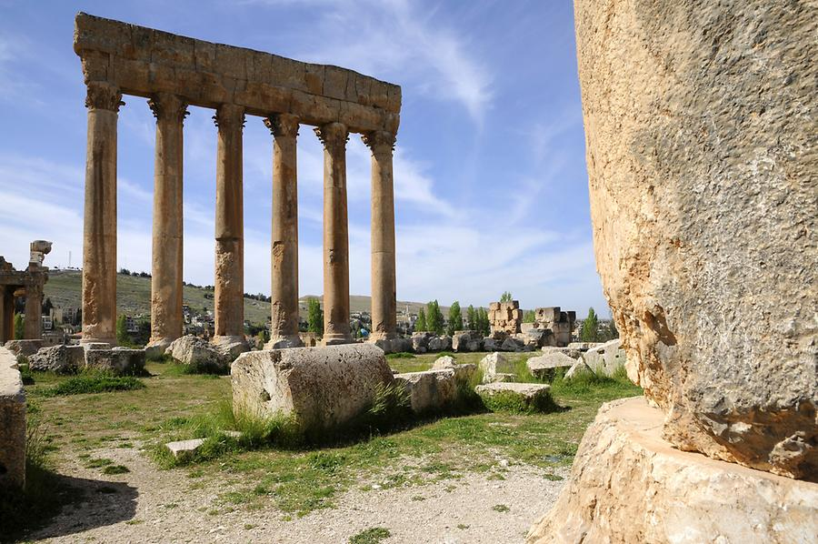 Temple of Jupiter