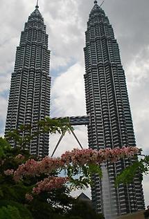 Petronas Twin Towers (2)