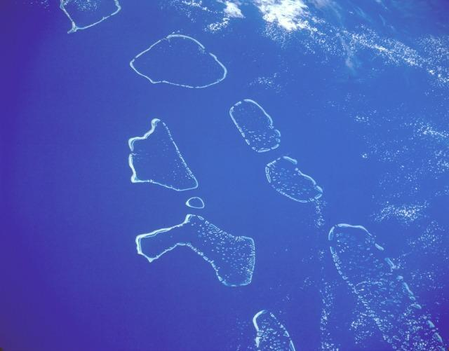 Some of the Atolls