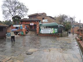 The village Changu Narayan (1)