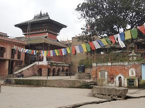 Bungmati Temple Square (1)