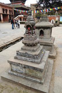 Bungamati Temple Square (2)