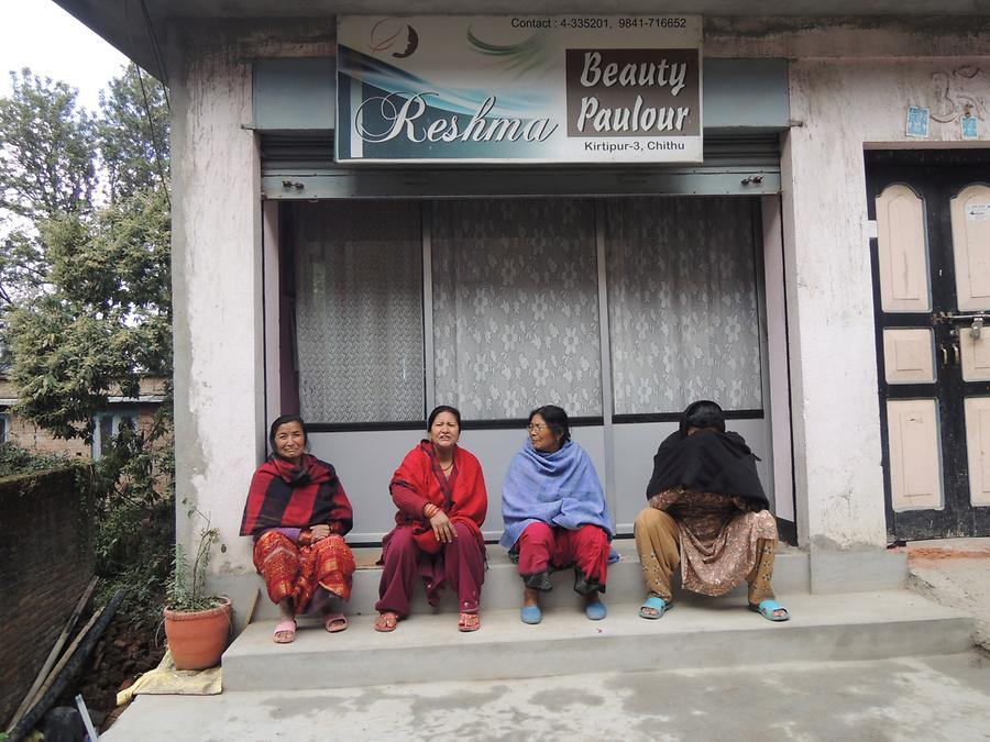 Kirtipur inhabitants