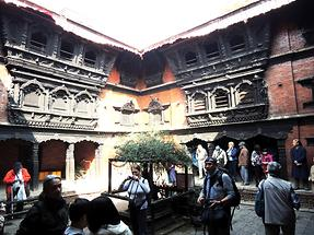 Durbar Square Kumari Chowk