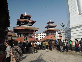 Durbar Square Narayan Temple, Shiva Mandir Temple
