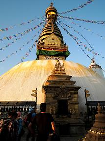 Svayambhunat Stupa