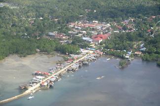 Approach to Tagbilaran