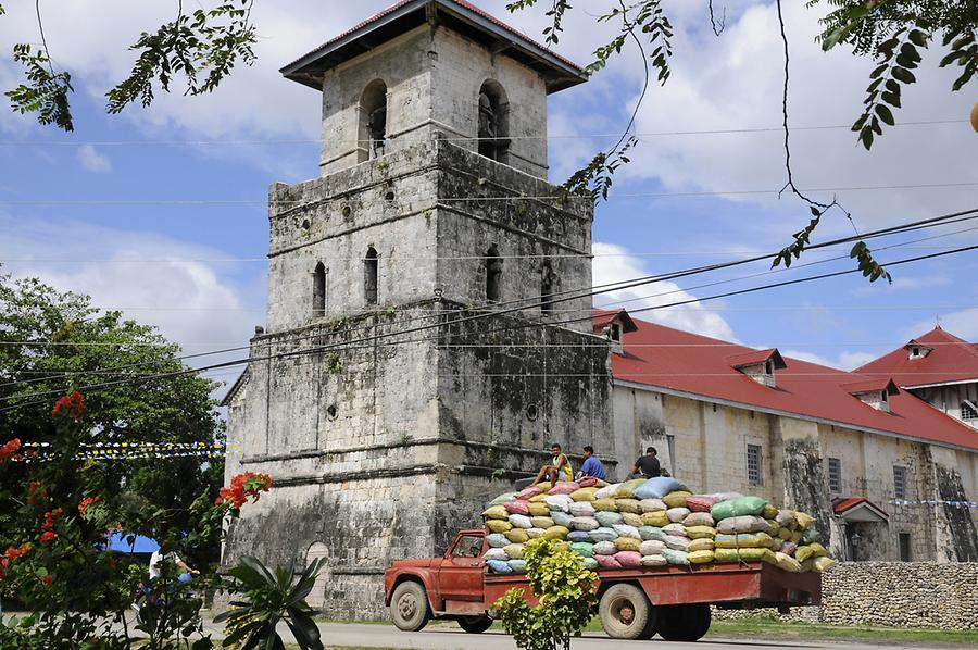 Baclayon Church