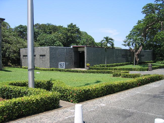 The Pacific War Memorial Museum