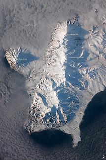 Paramushir Island