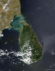 The Palk Strait