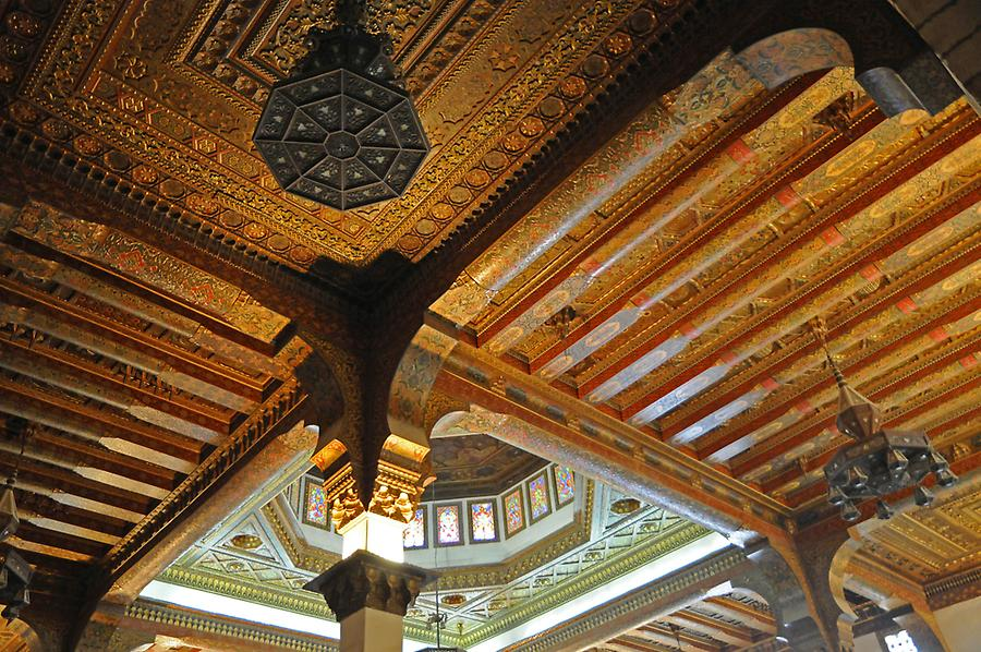 Inside the Ayyubid Palace