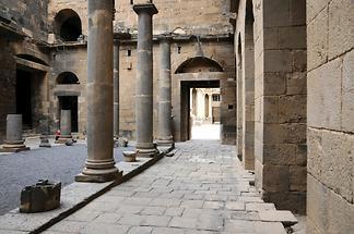 Roman theatre at Bosra (1)
