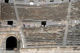 Roman theatre at Bosra (3)