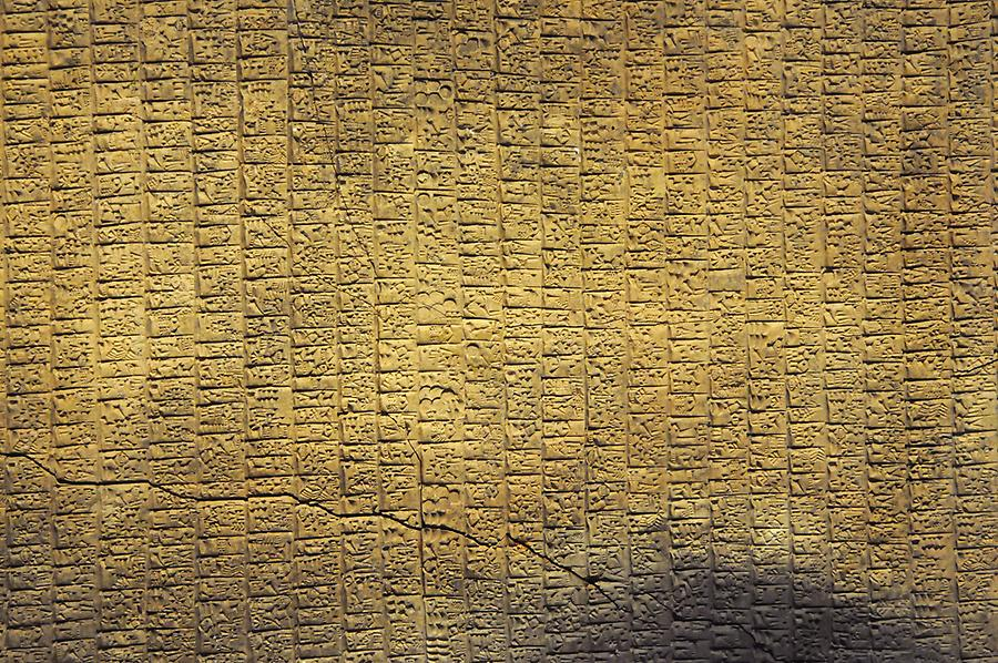 Clay tablets