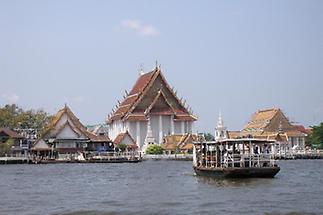 A Bangkok ferry